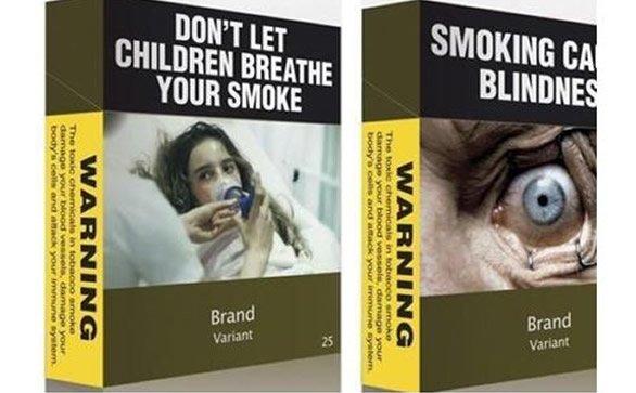 España, a la cola en el envasado genérico del tabaco