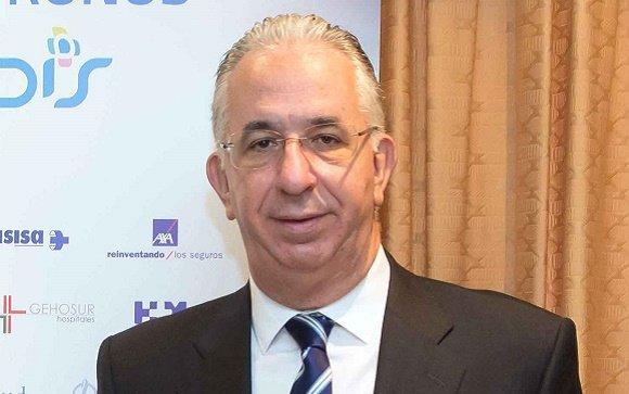 Javier Murillo, presidente del IDIS.