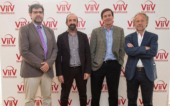 De izq. a drcha.: Felipe Rodríguez, Santiago Moreno, José Ramón Arribas y Daniel Podzamczer