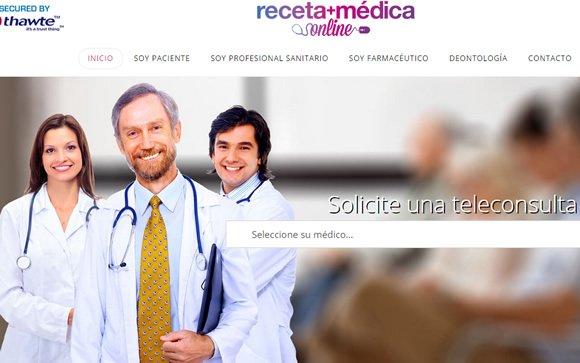 Llega la teleconsulta a la única plataforma de Receta Médica Online