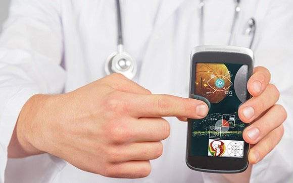 Un software en el móvil para detectar enfermedades oculares