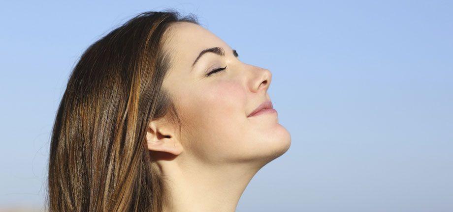 La respiración, elemento clave en tu salud