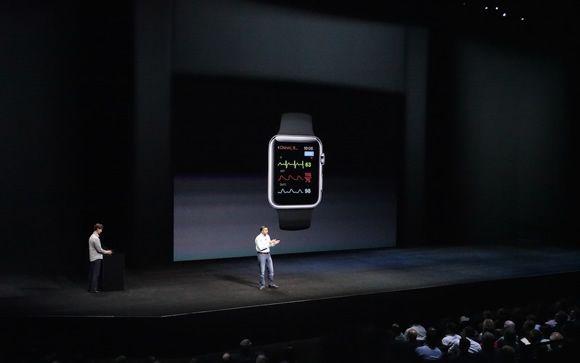 El Apple Watch contará con una aplicación exclusiva de salud