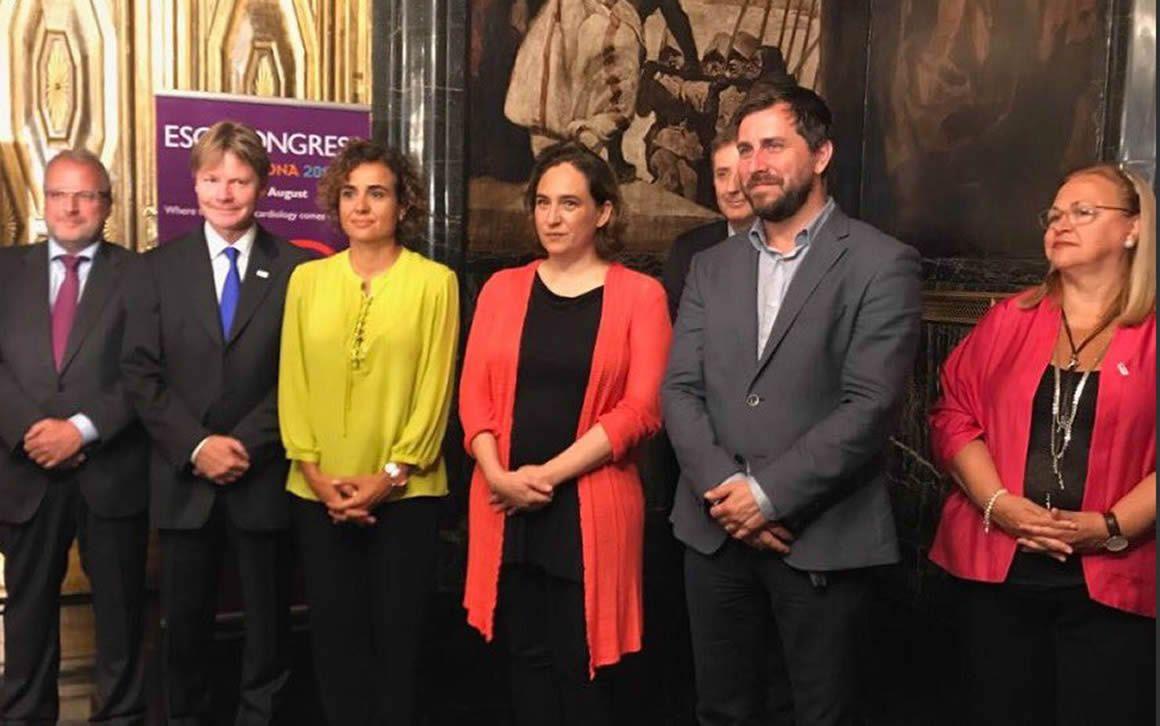 El congreso europeo de cardi logos y la ema pr ximos for Sanitarios barcelona