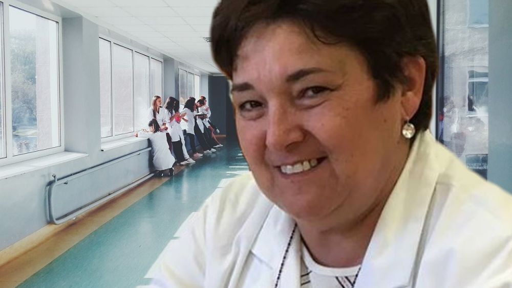 Francisca Antón, directora gerente del SAS