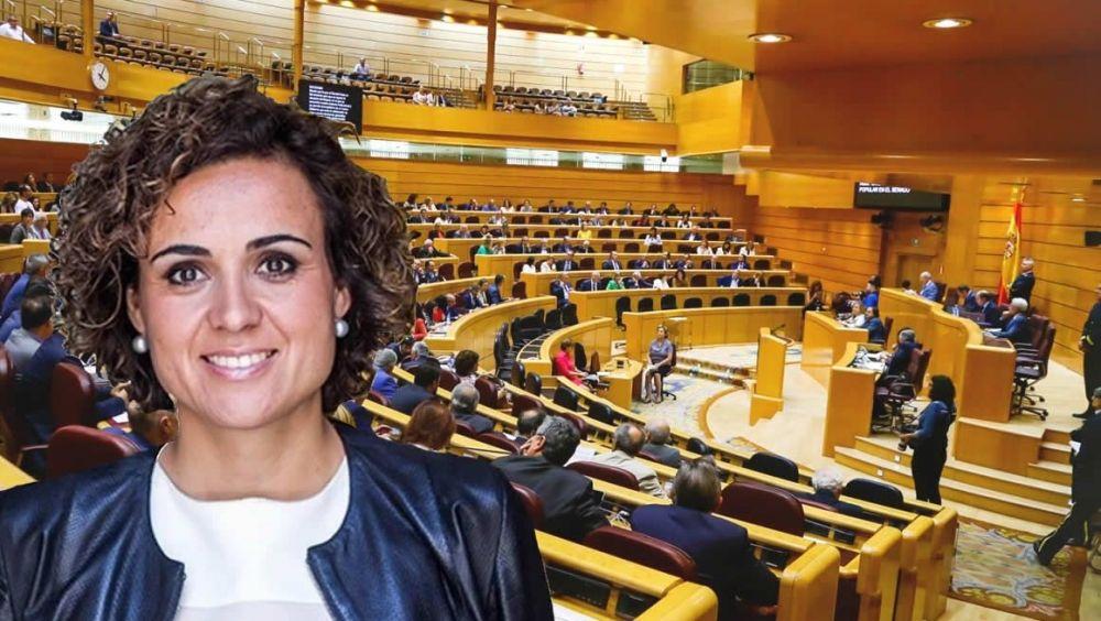La vuelta parlamentaria de Montserrat en el Senado abre con la financiación del SNS