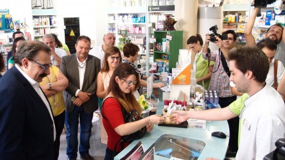 Castilla-La Mancha dispensó  50.000 recetas de otras comunidades autónomas