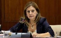 Marina Álvarez, consejera de Salud de Andalucía, ha subrayado que el SAS contará con 9.013 millones de euros de presupuesto.