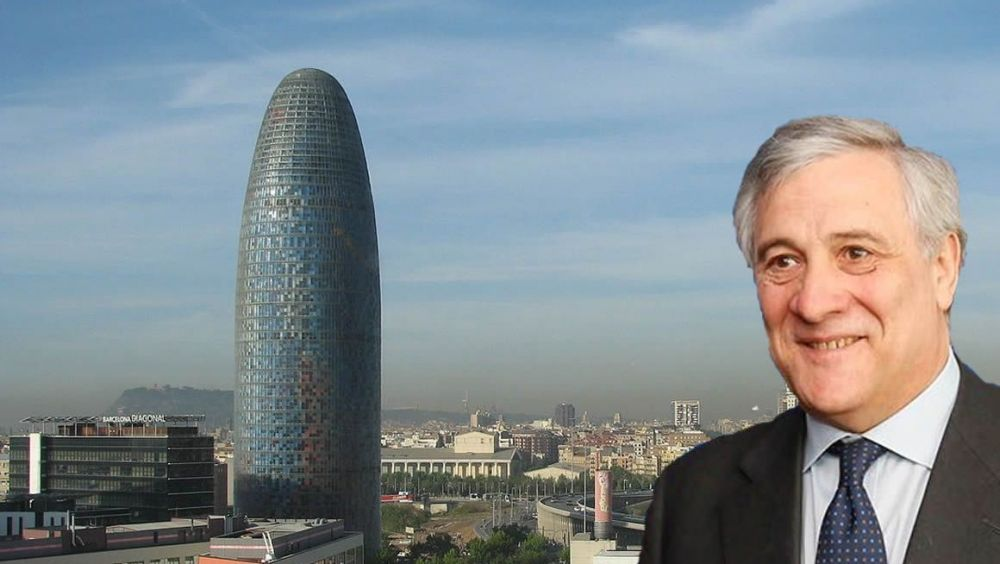 Antonio Tajani, presidente del Parlamento Europeo.