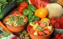 El consumo de frutas, verduras y legumbres disminuye el riesgo de mortalidad prematura