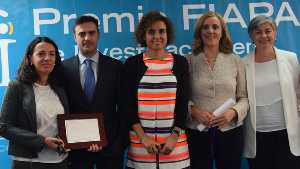 Dolors Montserrat le entregó en julio al proyecto el XV Premio Fiapas, que concede la Confederación Española de Familias de Personas Sordas por su contribución a mejorar la calidad de vida de las personas con problemas auditivos.