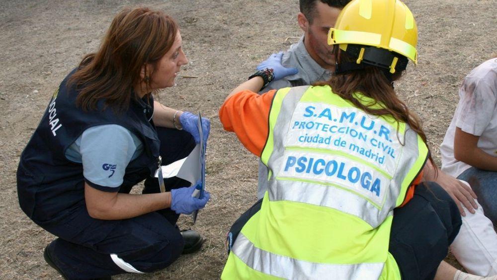 La atención psicológica es vital en la asistencia sanitaria a los afectados por un atentado