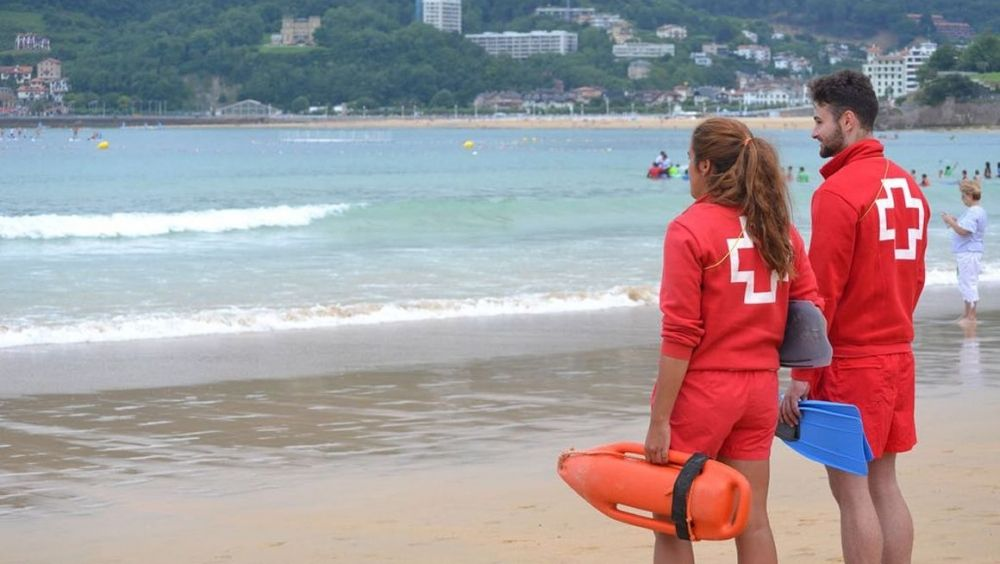playas cruz roja espana