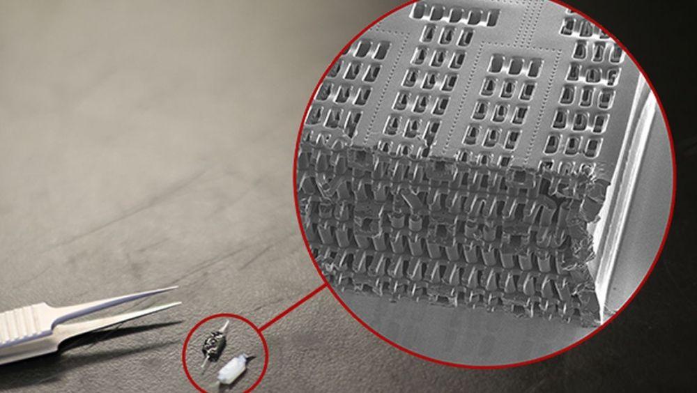 Desarrollan un parche inyectable para reparar el tejido de órganos dañados