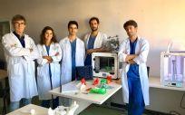 Imprimen en 3D réplicas exactas de huesos para la cirugía de fracturas complejas