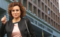 Dolors Montserrat sigue apoyando a Barcelona