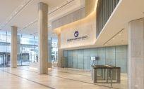 Sede de la actual Agencia Europea del Medicamento, en Londres.