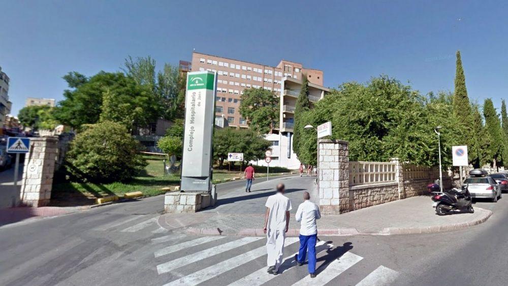 Imagen del Complejo Hospitalario de Jaén.