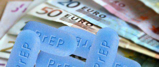 La venta de la PrEP de forma clandestina en España aumenta de manera significativa (Fotomontaje ConSalud)