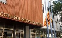 El Colegio de Médicos de Barcelona es una de las 47 entidades que se ha adherido al manifiesto en apoyo al referéndum