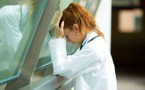 Las agresiones a sanitarios repuntan en las últimas semanas.
