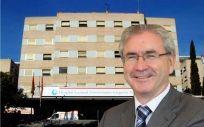 Joseba Andoni Barroeta, director gerente del Hospital Gregorio Marañón.