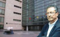 Ricardo Campos está considerado el número 3 de la Consejería de Sanidad de Valencia