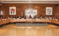 Última reunión del Consejo Interterritorial del SNS.