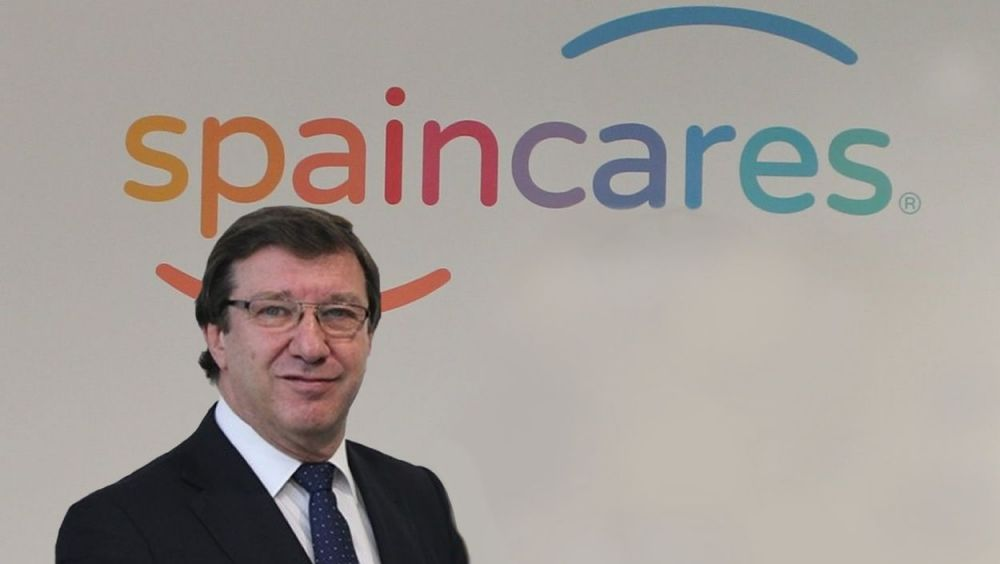 Carlos Abella, director gerente de Spaincares