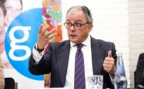 Ángel Luis Rodríguez de la Cuerda, director general de Aeseg