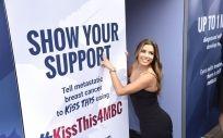 Eva Longoria, embajadora de lujo contra el cáncer de mama