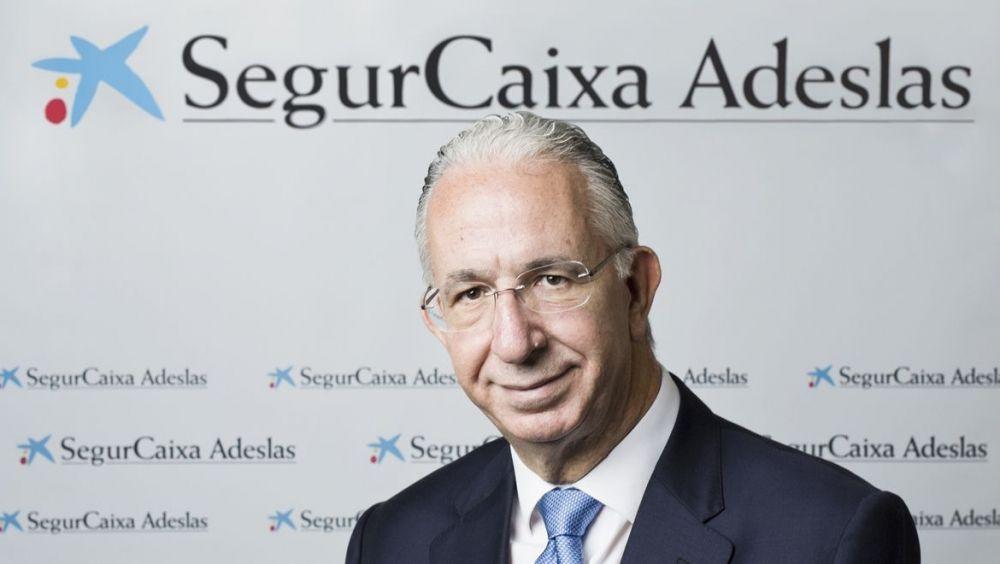 El director general de SegurCaixa Adeslas, Javier Murillo