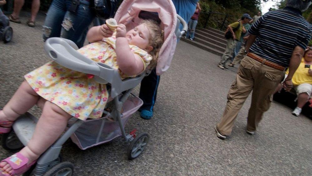 En 2016 había 124 millones de niños de entre cinco y 19 años obesos, mientras que en 1975 eran solo once millones