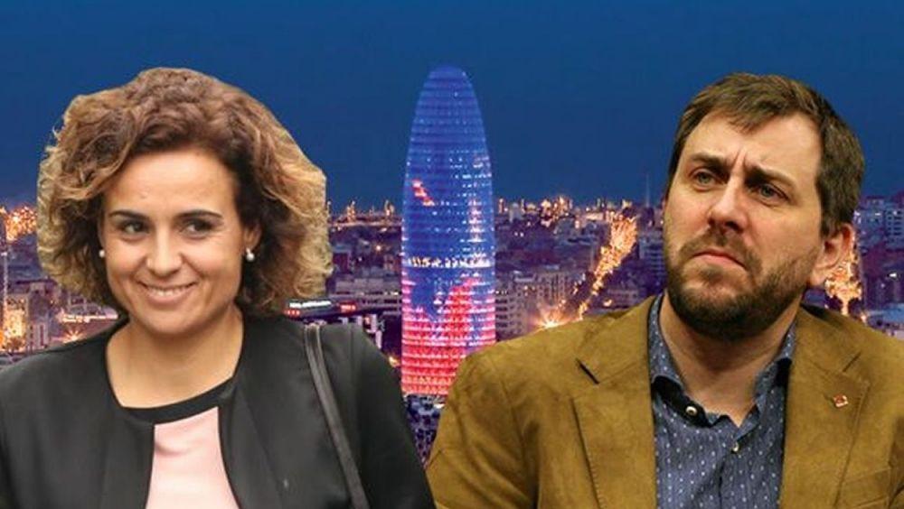La ministra de Sanidad, Dolors Montserrat y el consejero de Salud de Cataluña, Antoni Comín, comenzaron a trabajar juntos para traer la EMA a Barcelona.