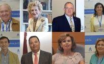 La nueva Comisión Ejecutiva del Consejo General de Enfermería