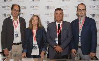 Rueda de prensa de inauguración del 59 Congreso de la sociedad científica, una reunión anual de máxima referencia y prestigio en el ámbito de la especialidad que este año reúne a más de 1.300 participantes