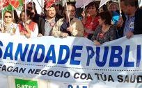 Los médicos gallegos sitúan la temporalidad en el Sergas en un 23%