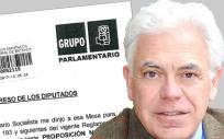 Jesús María Fernández, portavoz de Sanidad del PSOE.