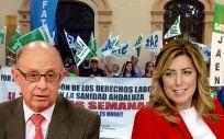 El Gobierno central sigue sin aprobar la medida de la Junta de Andalucía de volver a la jornada de 35 horas.