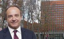 Javier Castrodeza, secretario general de Sanidad.