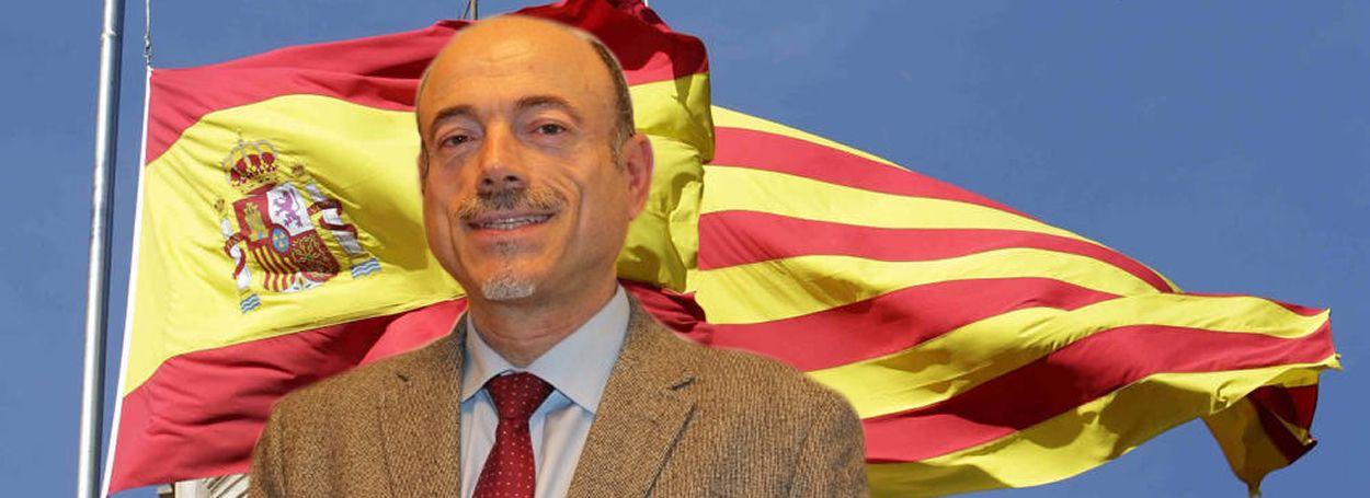 José Vilaplana, presidente del Consejo de Colegios de Médicos de Cataluña.