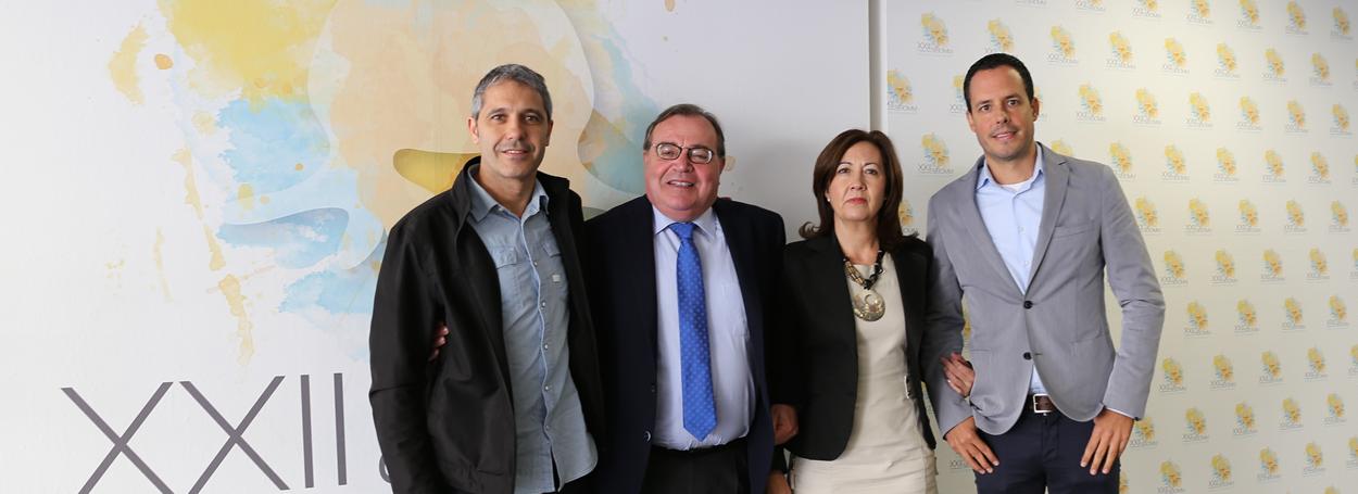 En el Centro de Congreso de Elche tiene lugar el XXII Congreso Nacional de Sociedad Española de Investigación Ósea y Metabolismo Mineral (Seiomm).