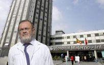 Rafael Pérez Santamarina, director gerente del Hospital Universitario La Paz (Foto. ConSalud.es)