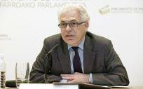 Jesús María Fernández, portavoz de Sanidad del PSOE en el Congreso de los Diputados