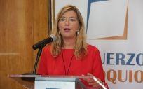Patricia Gómez, consejera de Salud de Baleares.