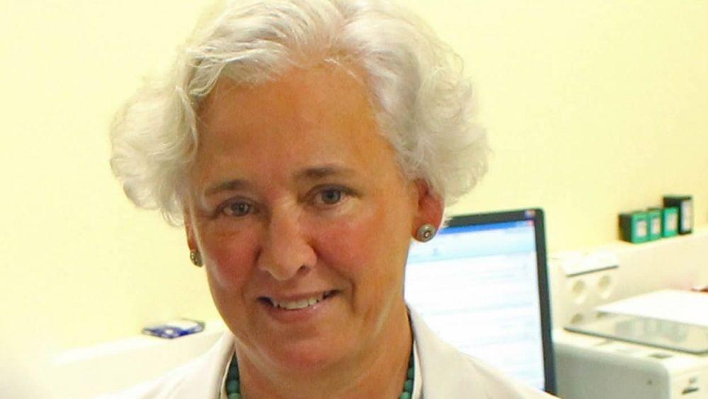 Mª Eugenia Querejeta, jefa del Servicio de Genética de Policlínica Gipuzkoa