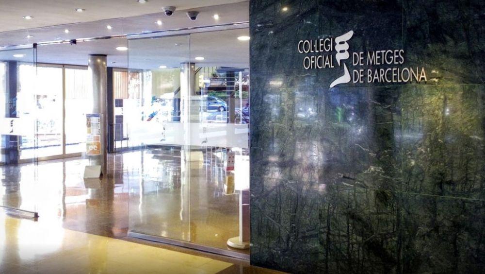 El Colegio de Médicos de Barcelona se posicionó contra la aplicaicón del artículo 155 en nombre de todos los médicos catalanes