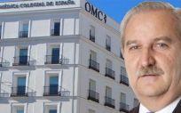 Serafín Romero es el presidente de la Organización Médica Colegial