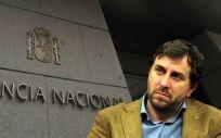 Toni Comín es uno de los exconsejeros que no han acudido hoy a la Audencia Nacional.