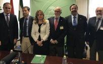 Marina Álvarez presenta los resultados del programa Pirasoa